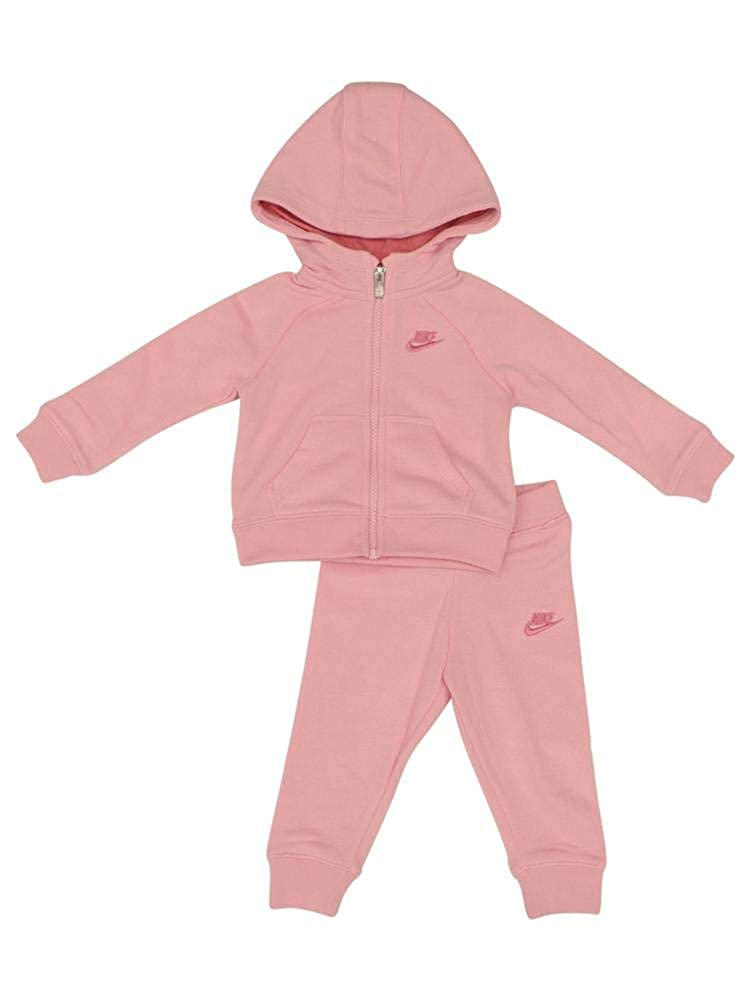 Amazon.com Nike Girls\u0027 2,Piece Sweatsuit Pants Set Clothing