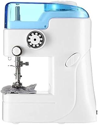 PIAOLING Mini máquina de Coser Profesional multifunción for el ...
