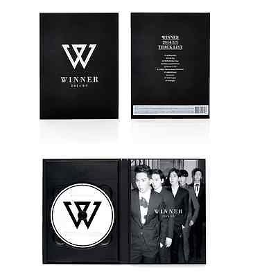 WINNER DEBUT ALBUM [2014 S/S] LAUNCHING EDITION Photobook+Polaroid Sealed