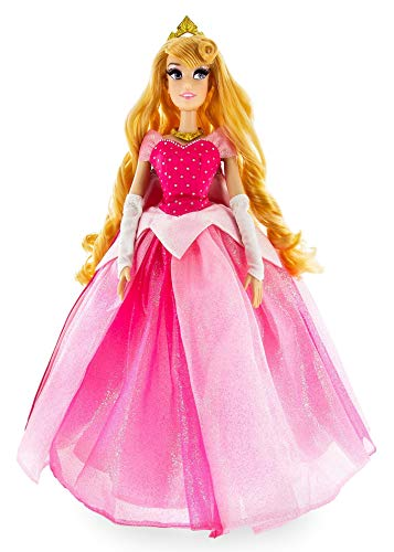 41CczHCqNeL Sleeping Beauty - Diamond Castle Collection Aurora Doll - Limited Edition - 20.5 Inches