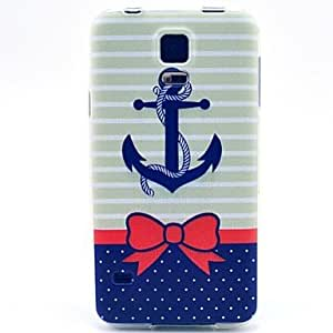 YULIN Samsung Galaxy S5 Mini compatible Graphic/Special Design Plastic/PU Leather Back Cover/Full Body Cases