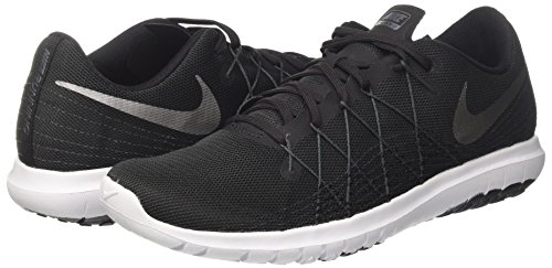 Grey Fury Chaussures cool Nike Noir Mtallique anthracite noir De Hommes Course 2 Grey Flex Cool EBxPxqU