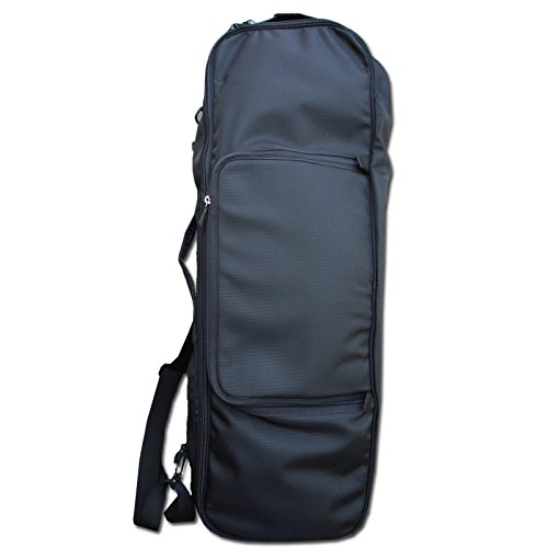 OS Company Skateboard Bag Backpack Travel Bag Black Color Long Board Carver Board Carrying