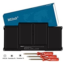 HzTech 50Wh Replacement Laptop Battery for MacBook Air 13 inch A1377 A1369 A1466 (Mid 2010 2011 2012 2013 Early 2014 2015 Version) Apple A1405 A1496 Battery -7.3V/6800mAh