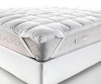 cheap for discount 2a66d 883b5 Copri materasso IMBOTTITO matrimoniale comfort 5 stelle 180x200 (piumino  per materasso)