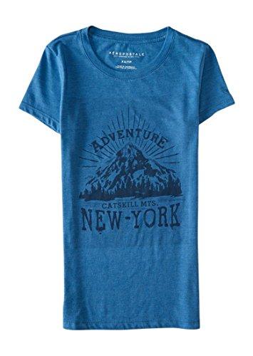 aeropostale-womens-new-york-adventure-graphic-t-shirt-s-black-fox