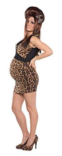 Adult Standard Pregnant Belly Costume Accessory (Pregnant Belly)