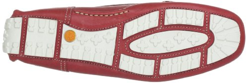 8064r Femme Timberland Rouge red Mocassins AHdxwR