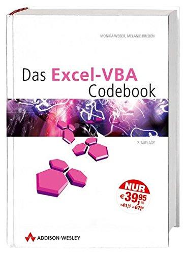 Das Excel-VBA Codebook