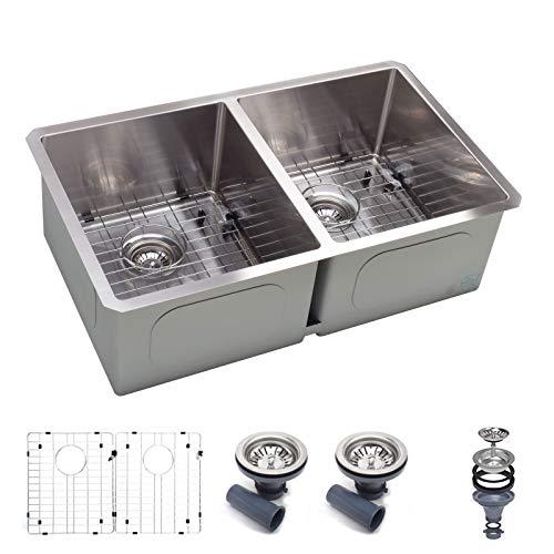 Koozzo undermount kitchen sink, 32