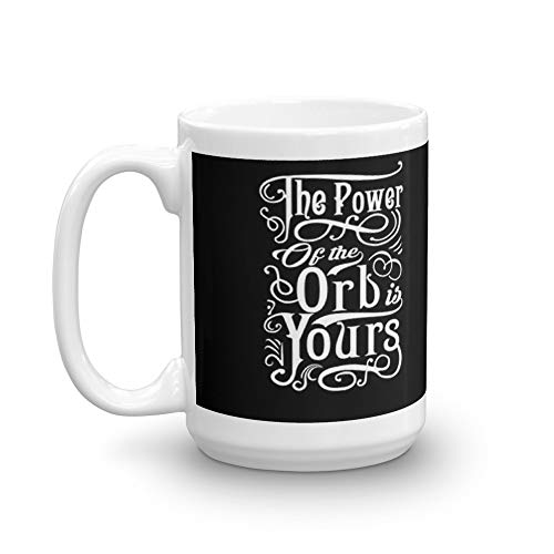 Orb Prime Paragon MOBA Fan Tee. 15 Oz Mugs Made Of Durable Ceramic With An Easy Grip Handle.This Coffee Mug Has A Hefty But Classic -