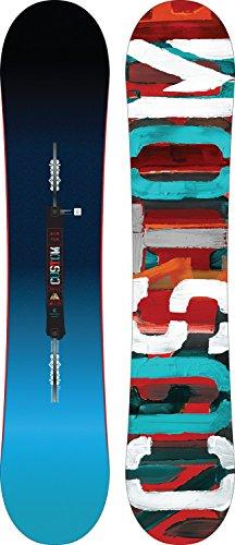 Burton Custom Smalls Snowboard Boy's Sz 135cm Burton Twin Tip Snowboard