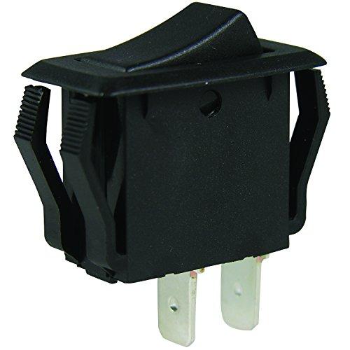 - Gardner Bender GSW-41 Electrical Appliance Rocker Switch, SPST, ON-OFF, 16 A/125V AC, Spade Terminal