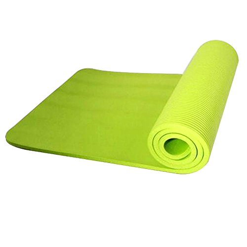 afd1684be Rundaotong-US 1 2-Inch Extra Thick High Density Exercise Yoga Mat