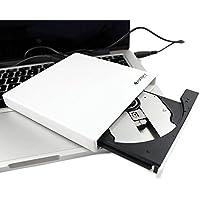 SANOXY_EXT-CDDVD-ROM external Super Slim White USB CD-ROM