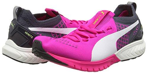 Sportive Indoor Puma Igndualproknitwf6 pink 02 Scarpe wh Donna blue Rosa 4AA7qBEwx