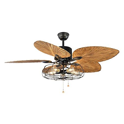 cheap black ceiling fan - 4