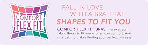 Fit® gorge Violet Hanes fuchsia Comfortflex Chiné Comfortblend Soutien Gris 5FgBxqp