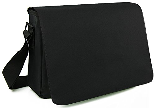Lightweight Compartment Messenger Crossbody Traveling