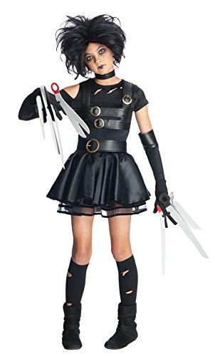 Miss Scissorhands Tween Costumes (Miss Scissorhands Tween Costume Med Tween Womens Costume)