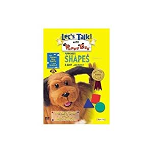 Let's Talk with Puppy Dog Vol. 3: Shapes & Body