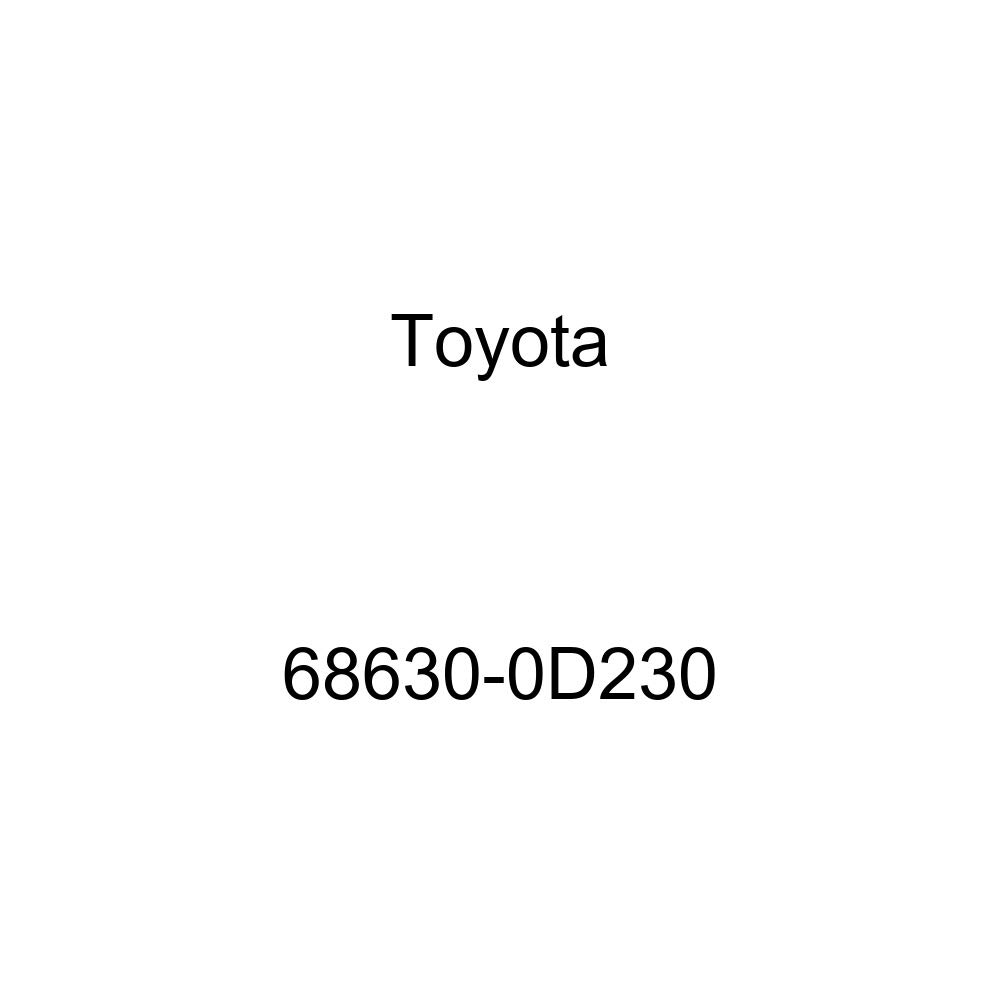 Toyota 68630-0D230 Door Check Assembly