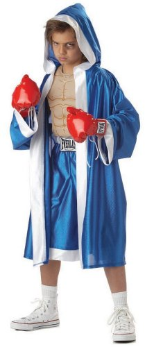 [California Costumes Everlast Boxer - Large] (Knock Out Costumes)