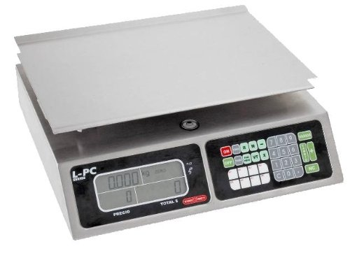 Torrey Lpc-40l Price Computing Scale, 40x0.01 Lb , Built in Rechargeable Battery,ntep,legal for Trade,new