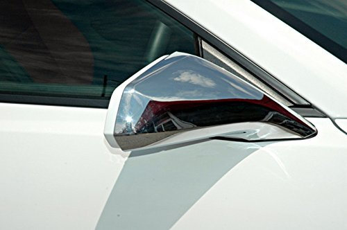 MaxMate Fits 10-13 Chevy Camaro Chrome Full Mirror - Door Chevy Camaro Mirror