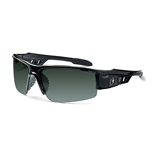 Ergodyne 52030 Skullerz Dagr Half Frame Safety Glasses, for sale  Delivered anywhere in USA