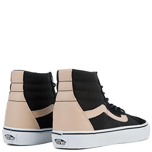 Tan Hi Sk8 Veggie Checkerboard Unisex Vans Erwachsene Sportschuhe Skateboarding xa58wWqdf