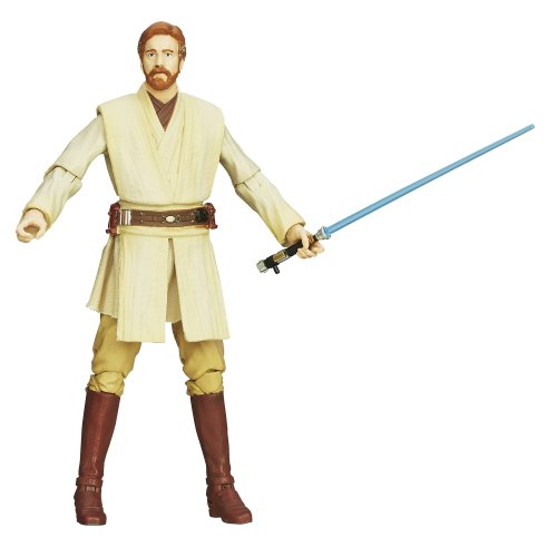 Wan Series Obi Collector (Star Wars The Black Series Obi-Wan Kenobi Figure 6 Inches)