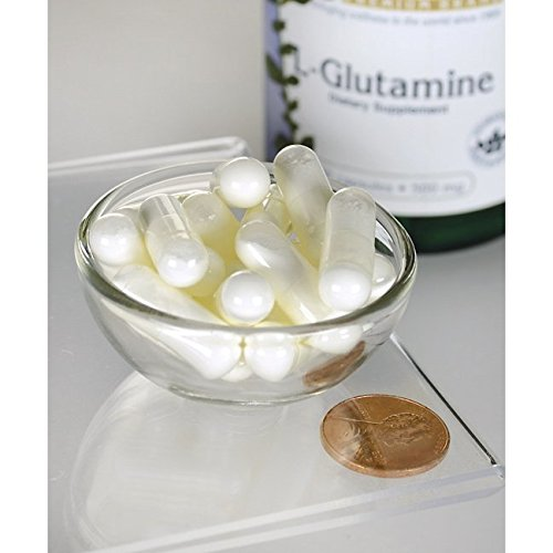 L Glutamine 500 mg 100 Caps