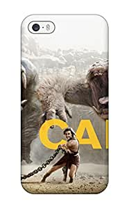 Faddish Phone John Carter 2012 Movie Case For Iphone 5/5s / Perfect Case Cover