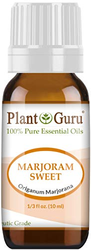 Marjoram Sweet Essential Oil 10 ml 100% Pure Undiluted Therapeutic ()