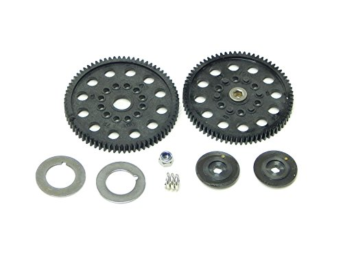 nitro rustler spur gear - 7