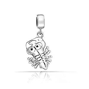 Nautical Lobster Animal Dangle 925 Sterling Silver Charm Bead Fits Pandora Style Bracelets