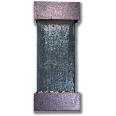 Bluworld Wwsvs-Cv Lightweight Nsi Slate Nojoqui Falls Small - Hanging Slate Fountain