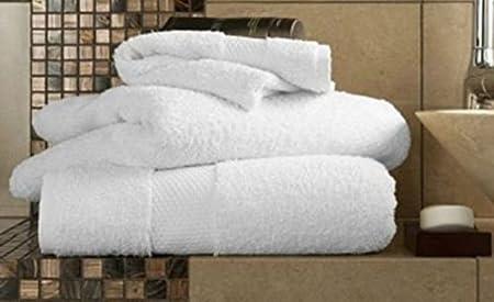 LNB Miami 100% algodón egipcio 700 gsm – toalla de mano (50 x 85 cm-pack de 4 toallas de mano): Amazon.es: Hogar