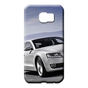 samsung galaxy s6 edge Durability New Style series cell phone carrying covers Aston martin Luxury car logo super