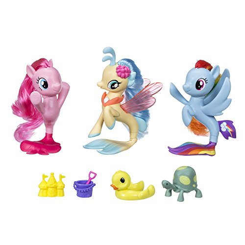 My Little Pony the Movie Seapony Collection Set (Amazon Exclusive) -