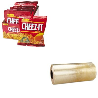 KITKEB12233RFPSMP17 - Value Kit - Reynolds Meat-Wrap Film (RFPSMP17) and Kellogg's Cheez-It Crackers (KEB12233)