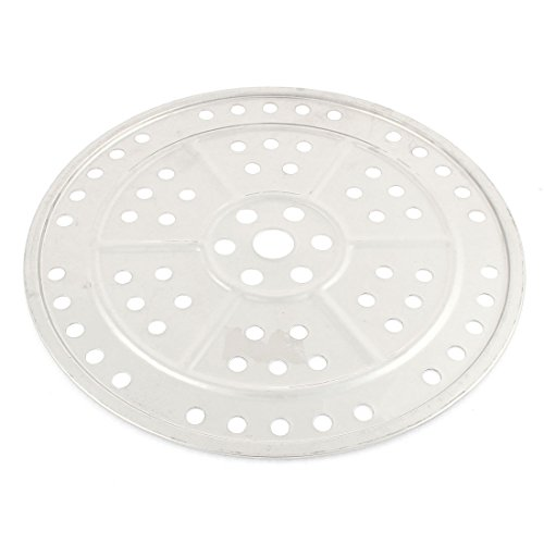 UPC 712662664499, uxcell Household Kitchen Round Shaped Steamer Steaming Rack 24cm Dia 2PCS
