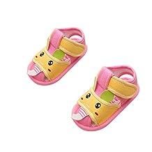 Infant Baby Anti-Slip Soft Shoes Toddler Prewalker Cotton Soles (6-15 Months)