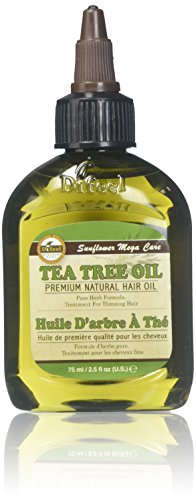 Difeel Mega Care Tea Tree Oil, 2.5 Ounce