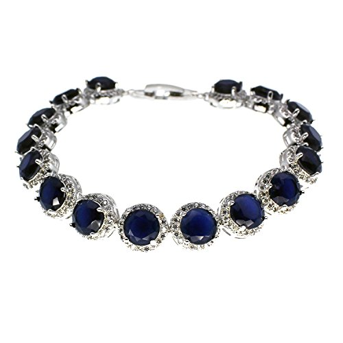 HERMOSA Gorgeous Bracelets for Women Com - New Pink Sapphire Shopping Results