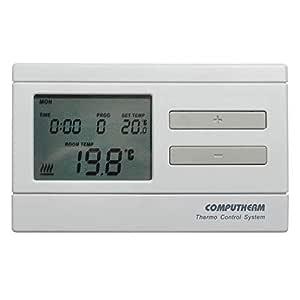 COMPUTHERM Q7 termostato digital programable para pared para ...
