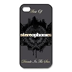 iphone4 4s Phone Case Black Stereophonics WE1TY679577