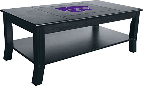(Imperial Officially Licensed NCAA Furniture: Hardwood Coffee Table, Kansas State Wildcats)