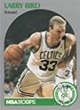 1990 NBA Hoops Basketball Card #39: Larry Bird (Boston Celtics)